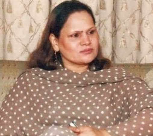 Rabia Butt's Mother's Image